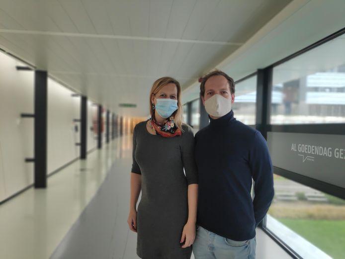 Bo en Arvid Van den Bulcke