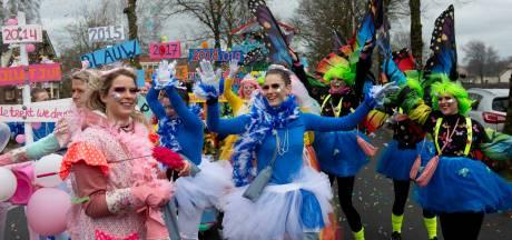 De laatste 48 uur carnaval voor C.V. Laat Maar Lopen door de ogen van Anouk