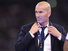 Zidane als trainer in de Champions League beter dan als speler