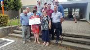 Benefietnamiddag van paracommando's levert 2.000 euro op voor MS-Liga Vlaanderen