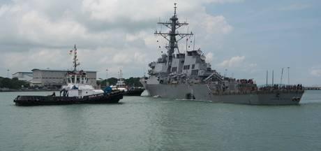 Amerikaanse marine onderzoekt hele vloot na aanvaringen