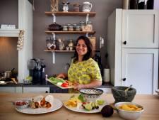 Natalia leerde pas in Nederland koken: 'Ik belde urenlang met mijn moeder en zus voor tips'