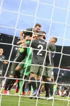 Duitsland en Spanje spelen finale EK onder 21