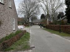 Test met omleidingsroute Zandstraat Westerhoven