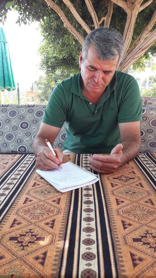Landeigenaar Alim Gürsoy
