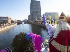 Sint tegen burgemeester Almelo: 'Als het nog drukker wordt bij intocht, heeft u een probleem...'
