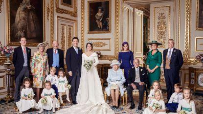 Officiële foto's huwelijk Eugenie en Jack vrijgegeven