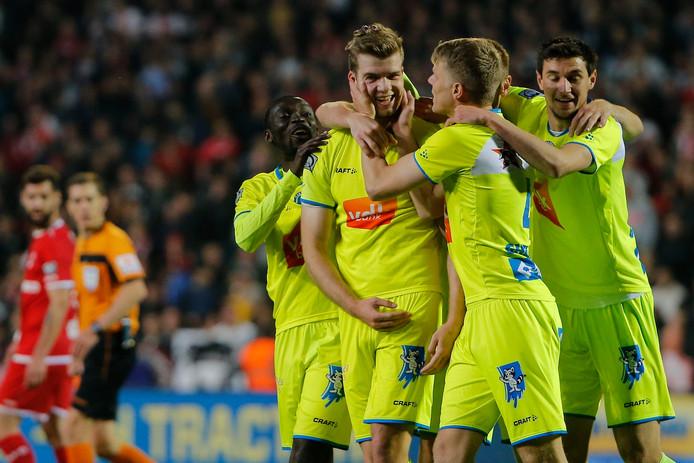Un partage contre Anderlecht offrirait à La Gantoise une cinquième place inespérée.