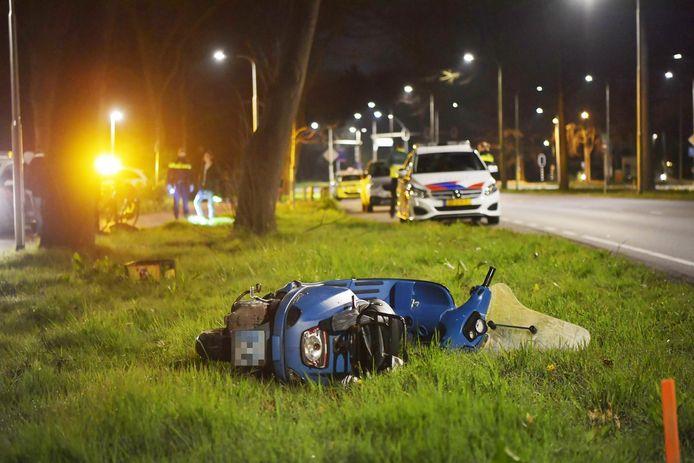 Bij de steekpartij aan de Baroniebaan vielen twee zwaargewonden.