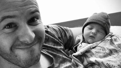 Stan Van Samang is voor de 2de keer vader geworden