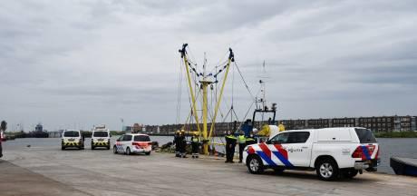 Onderzoek haven Vlissingen, extra surveillances kust
