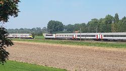 Opnieuw zware hinder richting kust: 750 treinreizigers gestrand na persoonsaanrijding tussen Brugge en Oostende