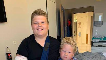 """Viktor (13) werd gepest, vond niets meer leuk en ging dan plots rugby spelen en bloeide helemaal open: """"Mama wat is dat hier, iedereen wil me helpen"""""""