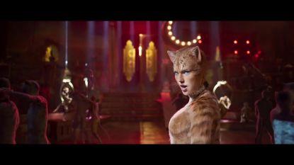 """De makers van 'Cats' reageren op de kritiek: """"Dat waren waarschijnlijk mensen die de musical niet kennen"""""""