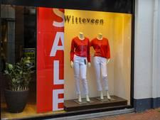Modeketen Witteveen failliet, onzekerheid in filialen:  'We blijven gewoon positief'