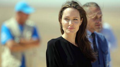 Angelina Jolie in Peru om situatie van Venezolaanse vluchtelingen te evalueren
