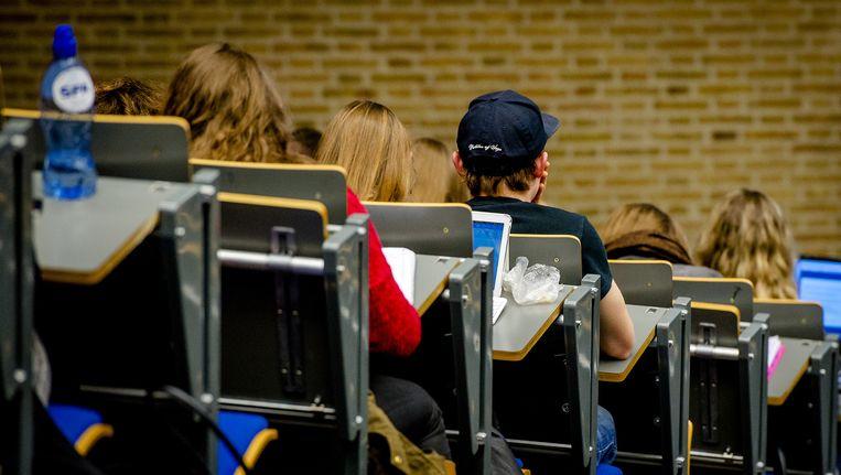 De verantwoordingsplicht gaat ten koste van onderwijsverbetering, zegt de Onderwijsraad in een vandaag verschenen rapport. Beeld anp