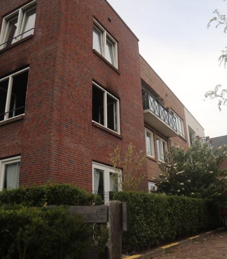 Woningen ontruimd na brand in Leidschendam