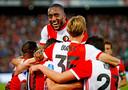 Feyenoord won twee weken geleden in de Kuip overtuigend met 4-0 van Dinamo Tbilisi. Vanavond wacht Hapoel Beer Sheva.