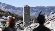 Dit moet je doen bij aardbeving in Italië