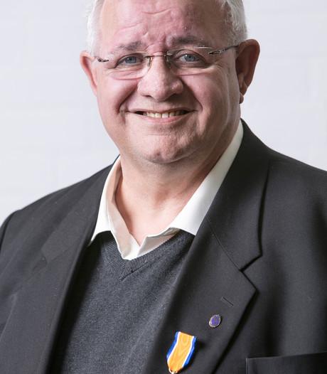 Koninklijke onderscheiding voor de heer Van Doornmalen uit Ammerzoden