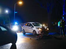 Twee bijna identieke ongelukken op bijna hetzelfde moment op bijna dezelfde plek in Wapenveld
