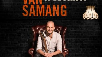 Stan Van Samang trapt cultuurseizoen af