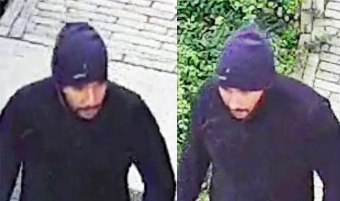 Le suspect est âgé de 25 à 30 ans, mesure environ 1m70, est de corpulence normale à forte et s'exprime en français, selon la police. Au moment des faits, il arborait une barbe de quelques jours, était vêtu de vêtements sombres et portait une casquette ou un bonnet.