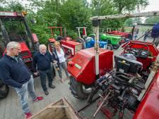 Stoet trekkers uit Ypelo trekt weer door Twente