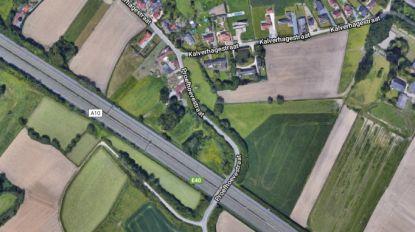 Oppositie vraagt geluidsschermen langs autosnelwegen in Melle, maar bestuur wil wachten