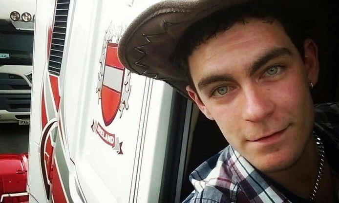 Truckchauffeur Maurice 'Mo' Robinson.
