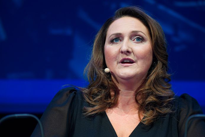 Open Vld-voorzitter Gwendolyn Rutten