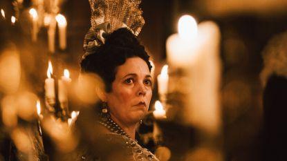 'The Favourite' vestigt record bij Europese Oscars met 8 prijzen
