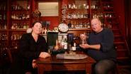 Belgen leren Schotten whisky drinken