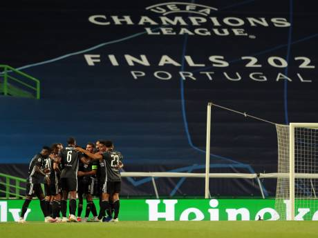 LIVE | Lyon opnieuw op voorsprong na fortuinlijk goal Dembélé
