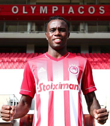Armindo Bruma vindt zijn draai bij Olympiakos en schiet drie punten binnen