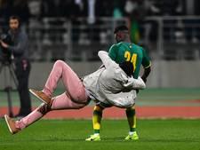 VIDEO: Senegal - Ivoorkust gestaakt vanwege rellende fans