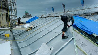 """Geen lekkende daken meer voor museums Jubelpark: """"Waterdicht en eíndelijk isolerend"""""""