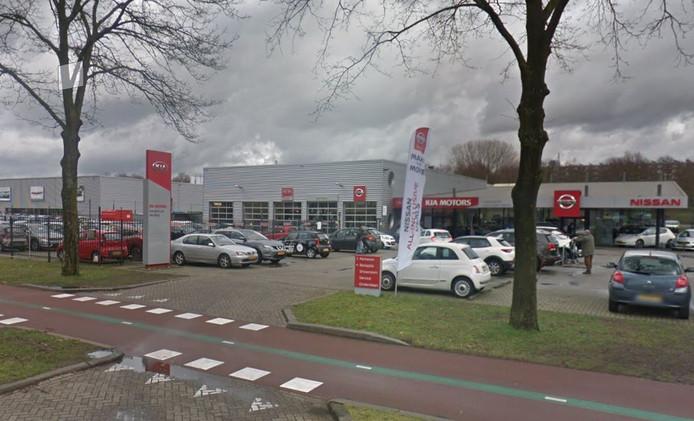 Leendert van den Born, met een vestiging aan de Kraaivenstraat in Tilburg, ging in juli failliet