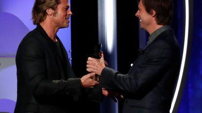 Felix Van Groeningen krijgt lof van Brad Pitt op Hollywood Film Awards
