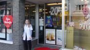 Deinze Winkelstad verrast handelaars met 'valentijnsmatten'