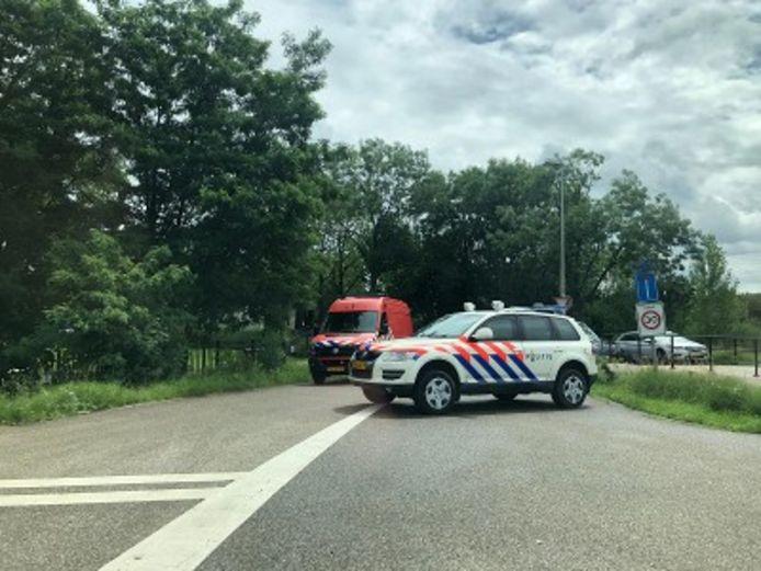 Groot drugslab gevonden in Vleuten. Twee Eindhovenaren zijn hoofdverdachten in de zaak.