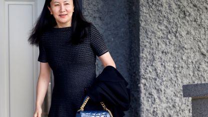 Proces over uitlevering Huawei-topvrouw start in januari in Canada