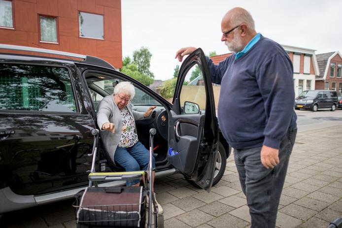 Foto ter illustratie: AutoMaatje in Enschede