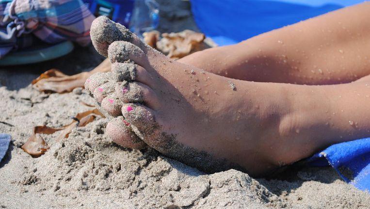 Voortaan heb je aan de Sloterplas lekker het zand aan de voeten. Beeld Flickr, Ashley MacKinnon MacKinnon