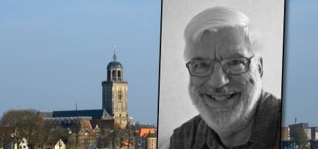 Deventenaar Huub van Sabben overleden: de man die onbekende oorlogsslachtoffers hun naam terug gaf
