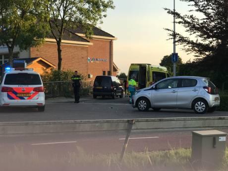 Man (23) reed verblind door de zon een fietser in Lunteren aan: 'Ik zag een zwarte schim en het was al gebeurd'