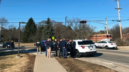 Twee doden bij schietpartij op universiteitscampus in Michigan