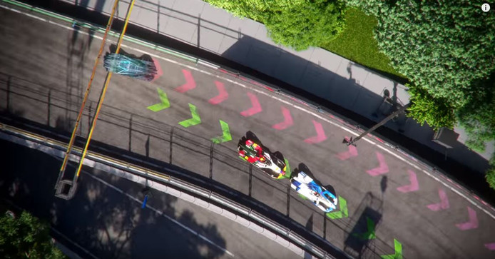 De attack mode van de Formule E