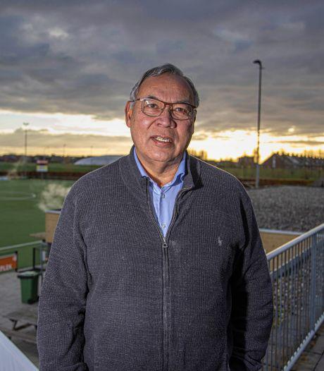Chris Smit zoekt in derde termijn als voorzitter met CSV'28 verbinding met de wijk Stadshagen